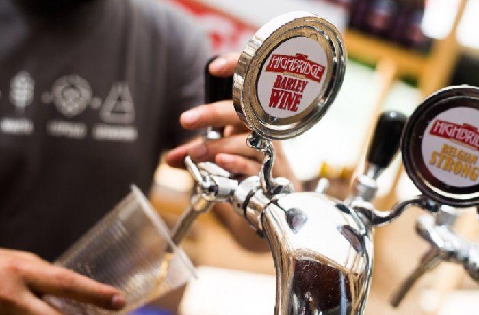 """""""HighBridge"""", cerveza artesanal puentealtina"""