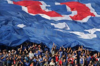 Barra Universidad de Chile