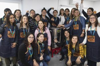 Cocimiento Colaborativo Mujeres Valdivia