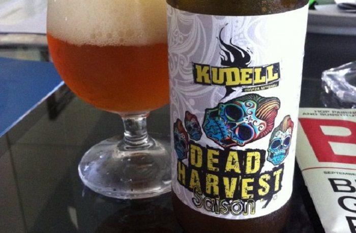 Kudell Dead Harvest Saison