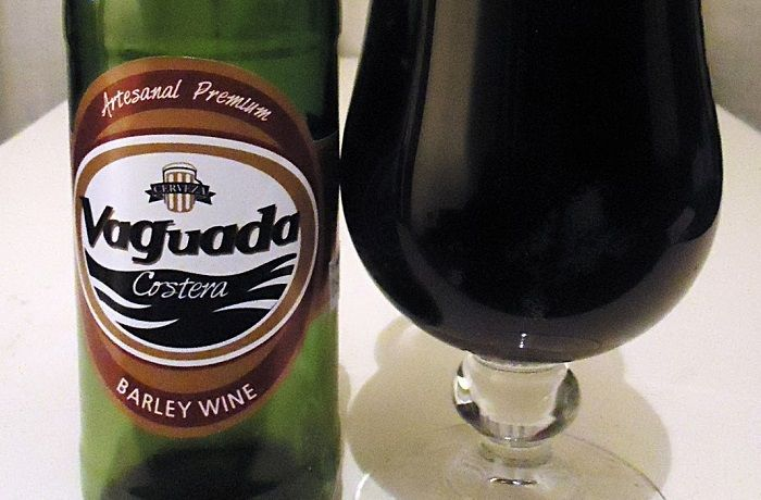 Vaguada Costera Barley Wine