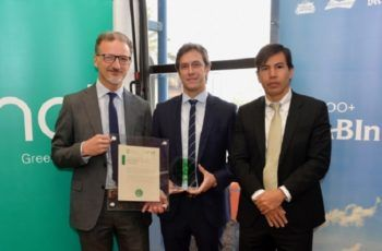 AB InBev Chile recibe el sello verde de Enel Green Power