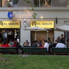 Beer Garden El Mesón