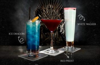 Cocteles Games of Thrones