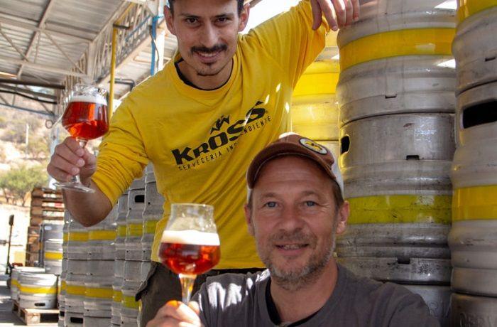 Concurso Kross maestro cervecero por un día