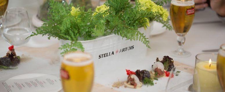"""Foodies y Stella Artois organizan en Santiago """"Experiencia Stella en casa"""""""