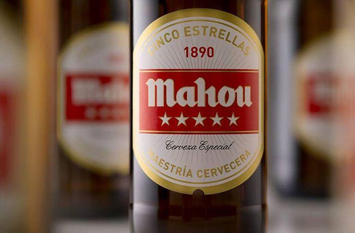 Cerveza Mahou
