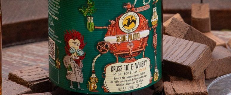 Kross 110 Whisky