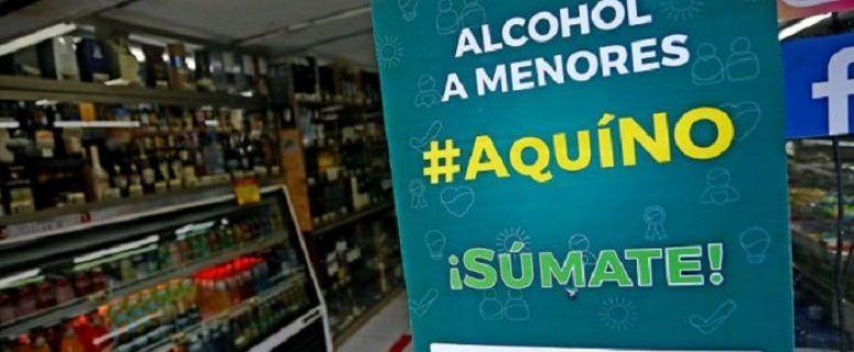 Lanzan campaña para disminuir el consumo de alcohol en menores de edad
