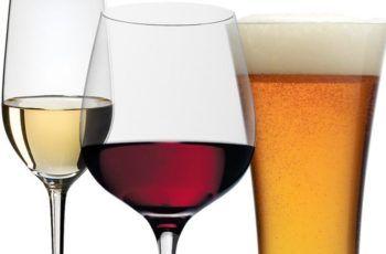 Consumo de bebidas en Chile