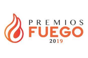Logo Premios Fuego 2019