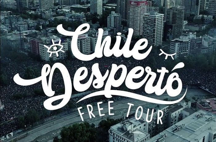 Chile Despertó Free Tour