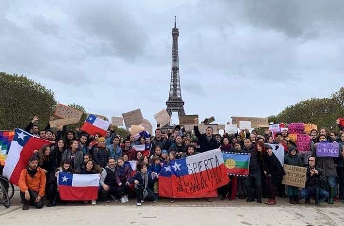 Consulta ciudadada en Paris