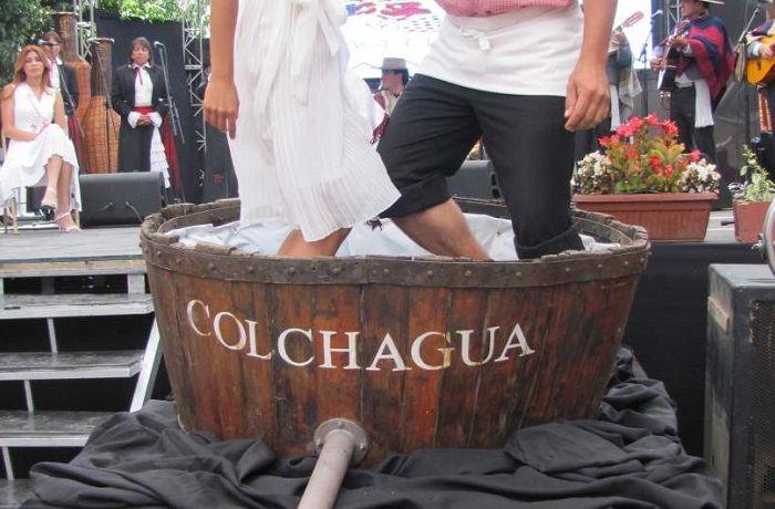 Fiesta de la Vendimia de Colchagua