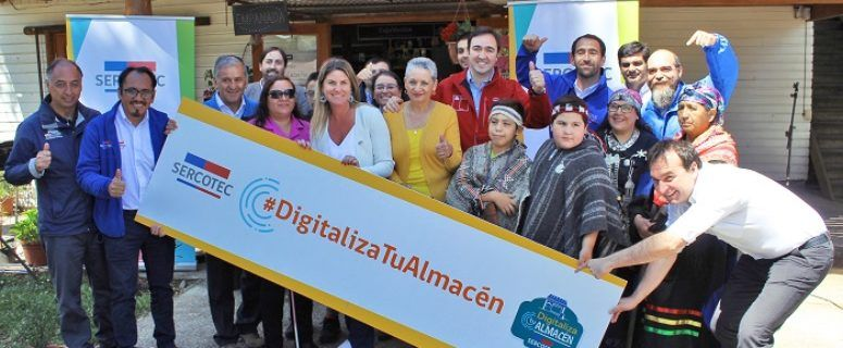 Lanzamiento Programa Digitaliza tu Almacén Ñancul Villarrica