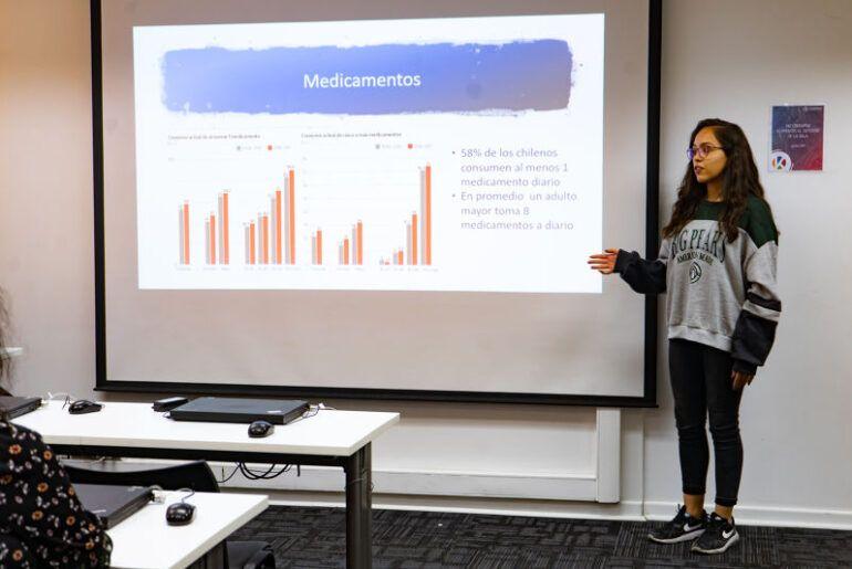 Joven chilena es seleccionada entre las mejores del mundo en Technovation Challenge