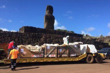 Rapa Nui Elige Vidrio