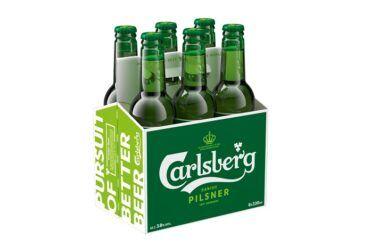 Cerveza Carslberg