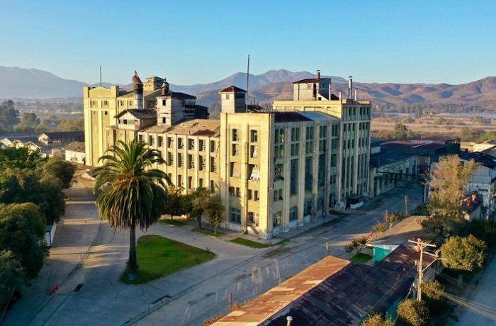 Edificio CCU Limache