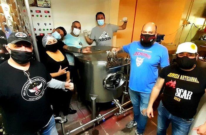 Asociación Cervecera Independiente (ACI) elaboran su primera cerveza colaborativa