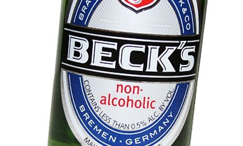 Beck´s sin alcohol