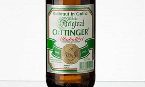 Oettinger sin alcohol