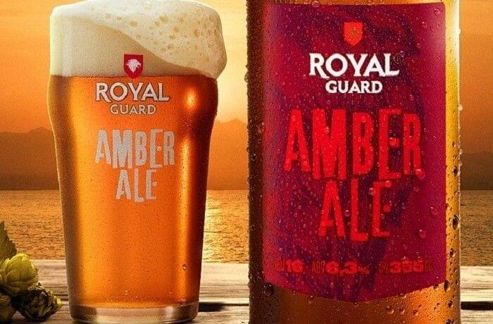 Royal Guard Amber Ale