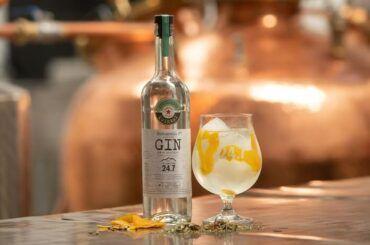 Gin cerveza 24,7 y destilados quintal