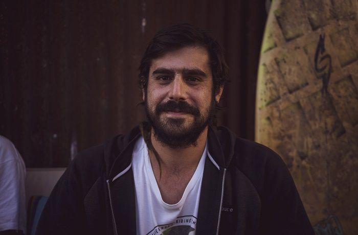 Felipe León, ganador de Free Range Human