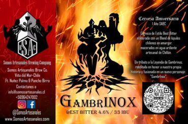 GambrINOX Best Bitter