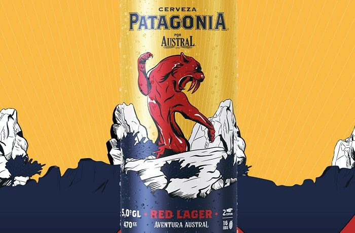Patagonia Austral Red Lager