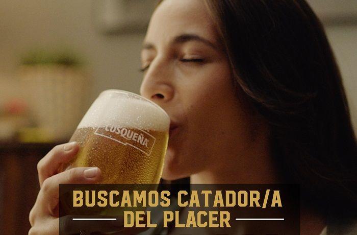 Hay Pega Cerveza Cusqueña