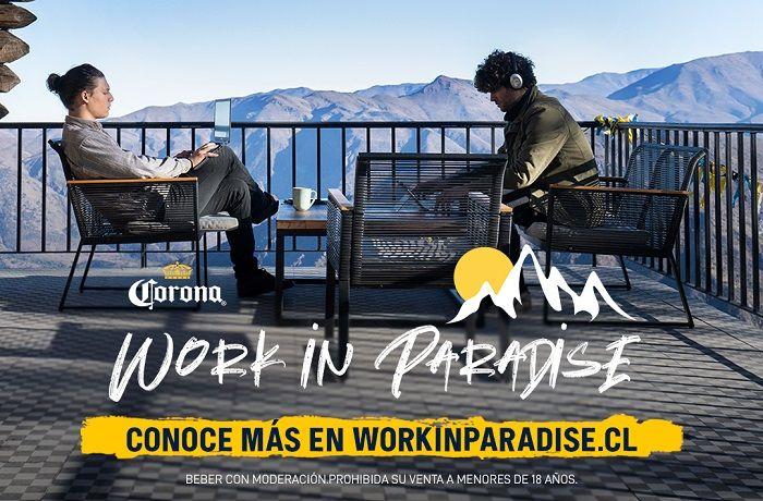 Corona Work in Paradise
