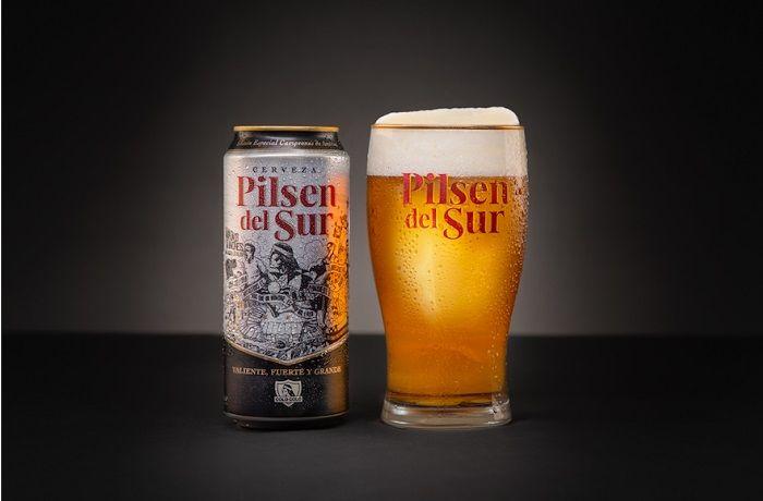 Pilsner del Sur Edición Colo Colo