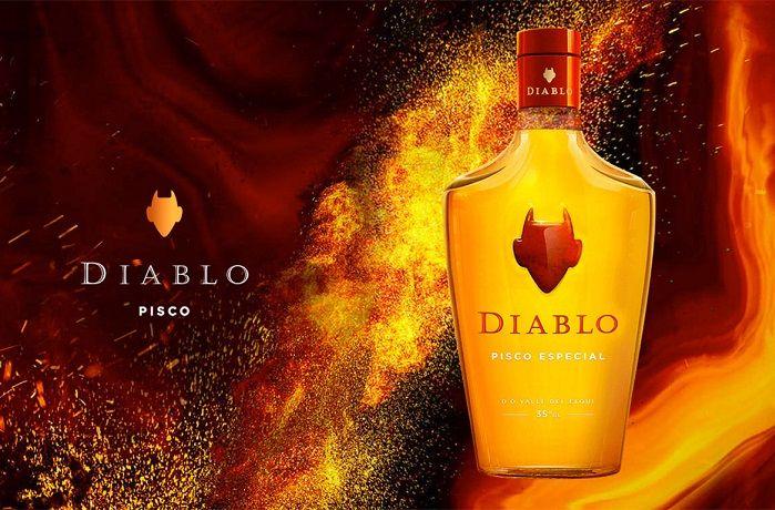 Pisco Diablo