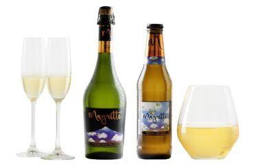 Magritte espumante y cerveza
