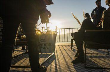 Work in Paradise Cerveza Corona